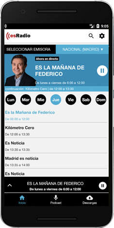 EsRadio Android